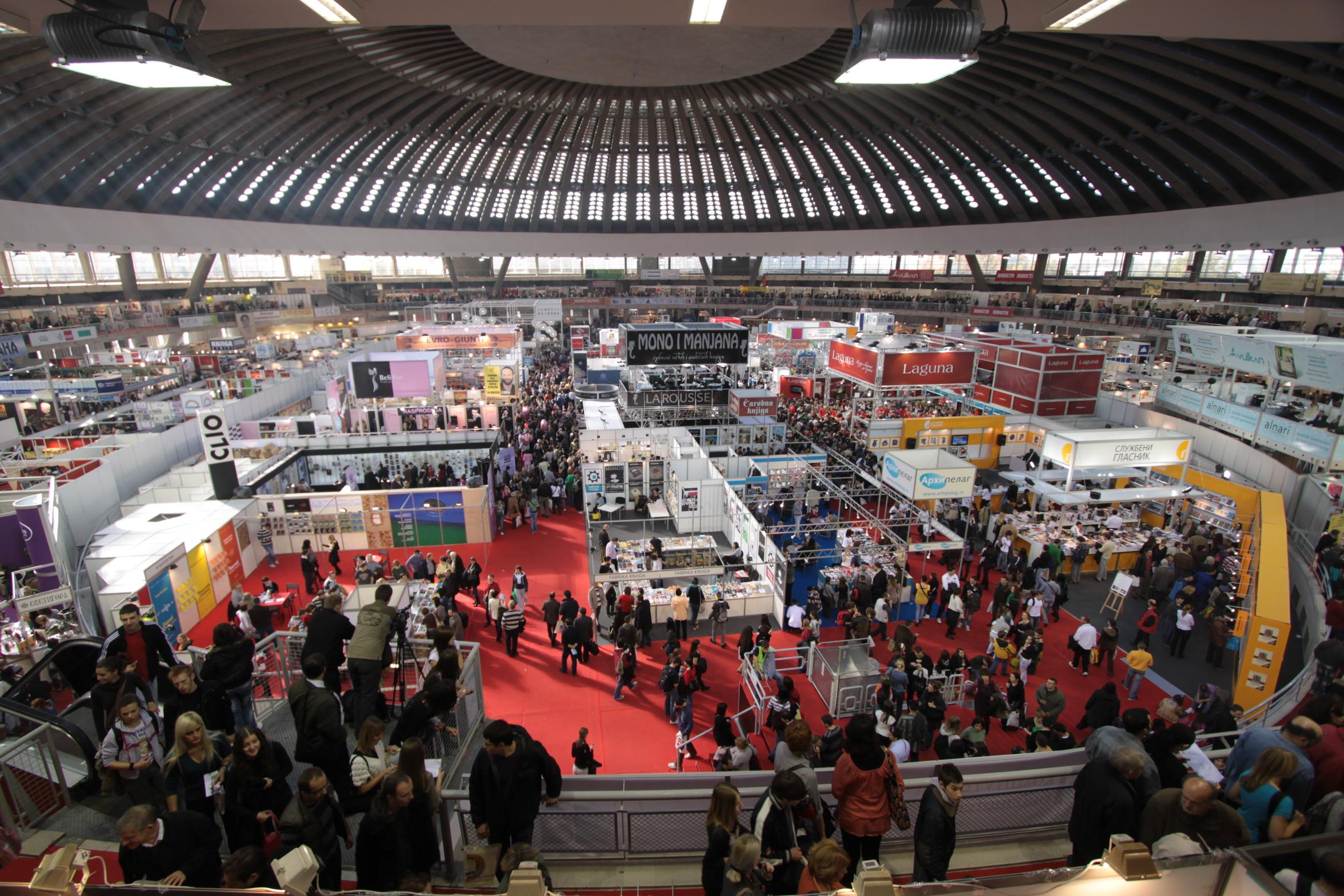 Beograd dočekuje pisce iz celog sveta – počinje Sajam knjiga