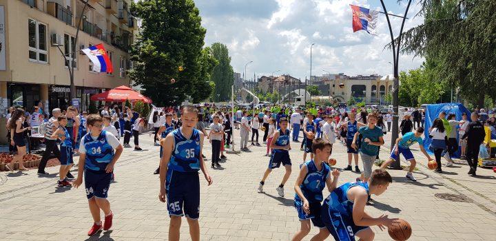 """""""Mali sajam sporta"""" u Kosovskoj Mitrovici"""