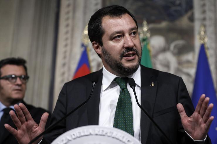 Salvini: Vladajuća koalicija se raspala