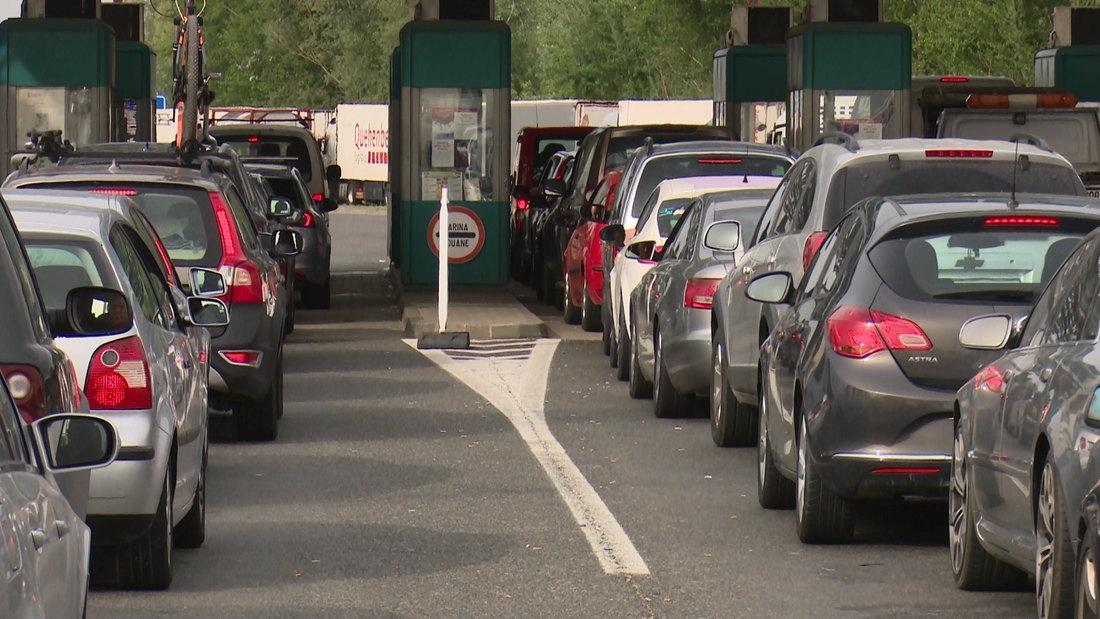 AMSS upozorava na pojačan saobraćaj zbog vikenda