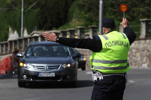 Pojačana kontrola saobraćaja od danas do 23. februara