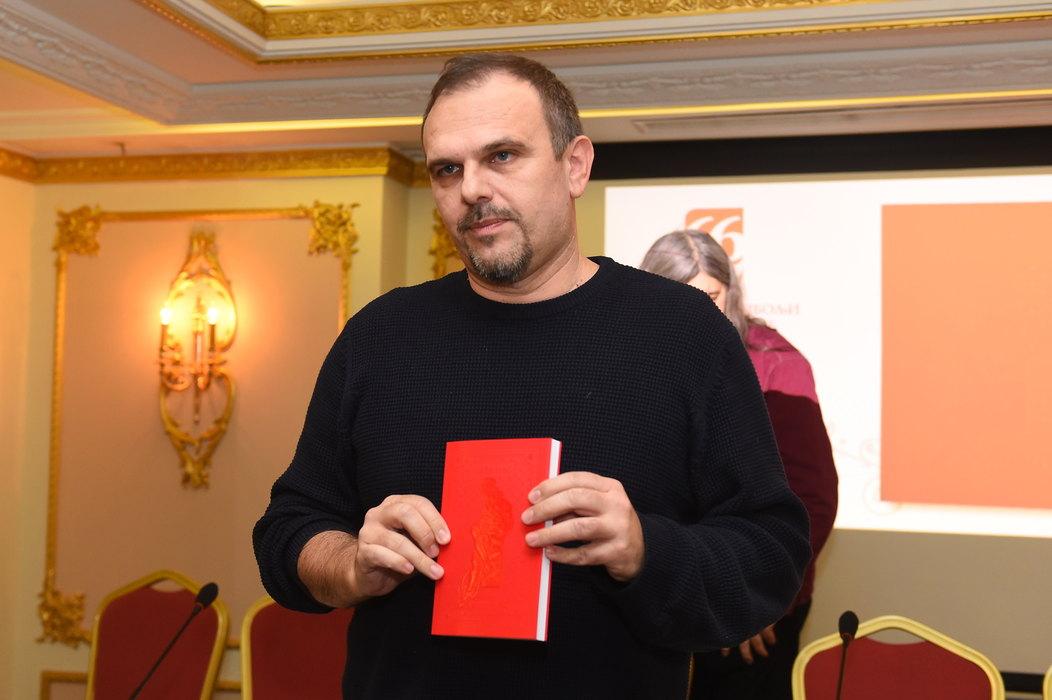 Saši Iliću uručena Ninova nagrada u Kinoteci