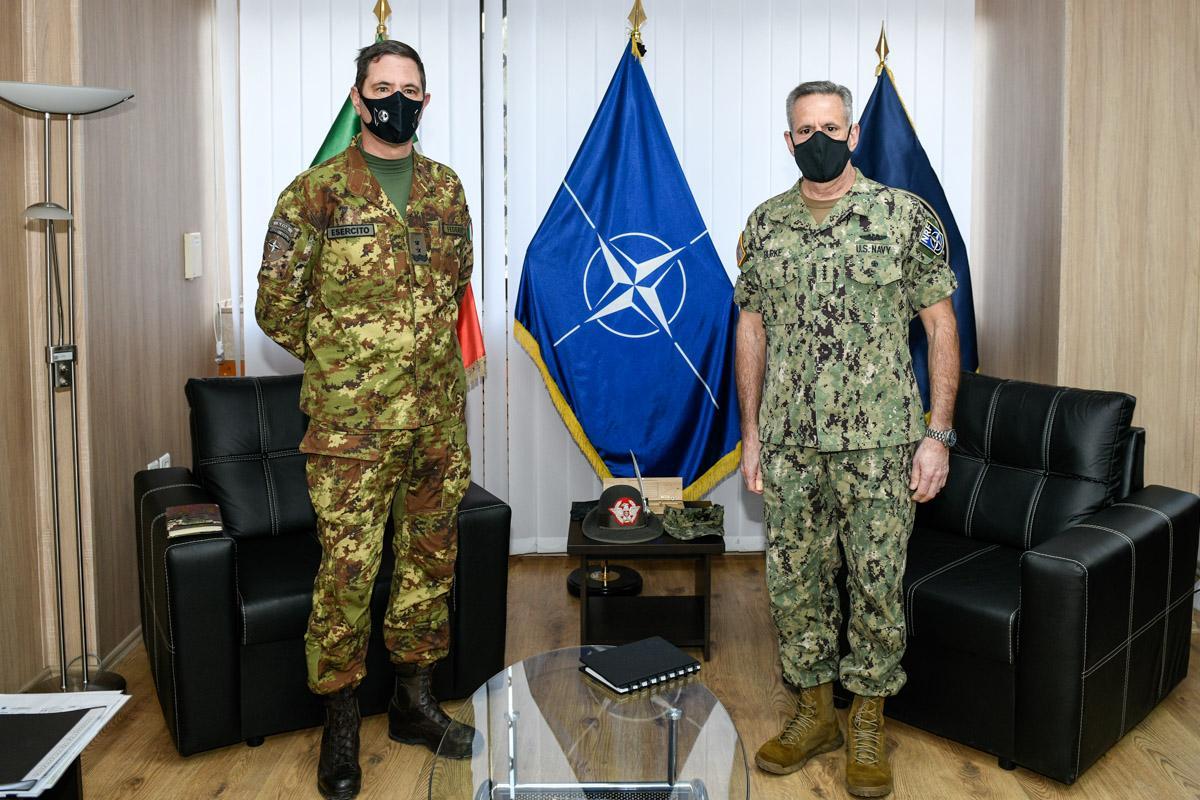 Burk: Stabilnost i bezbednost Zapadnog Balkana važni za NATO i mir u Evropi