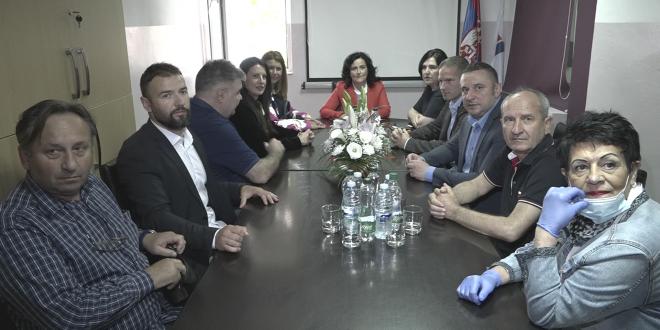 Marković Stojanović: Do kraja godine izrada projektne dokumentacije za novi KBC u Gračanici