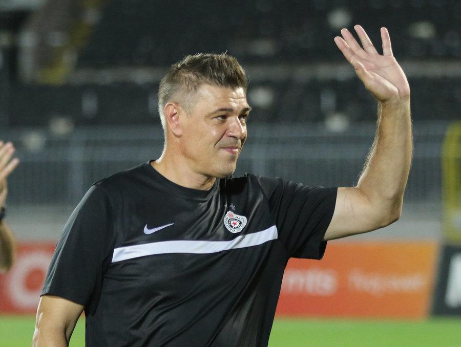 Savo Milošević još dve godine u Partizanu