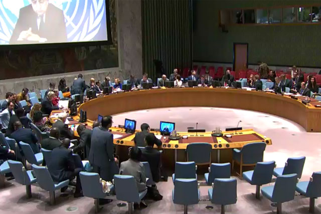 Počela sednica Saveta bezbednosti UN o Kosovu i Metohiji