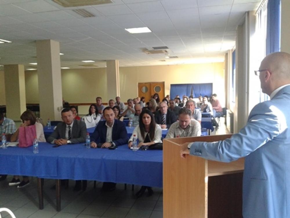 Podrška odbornika SO Severna Mitrovica Goranu Rakiću