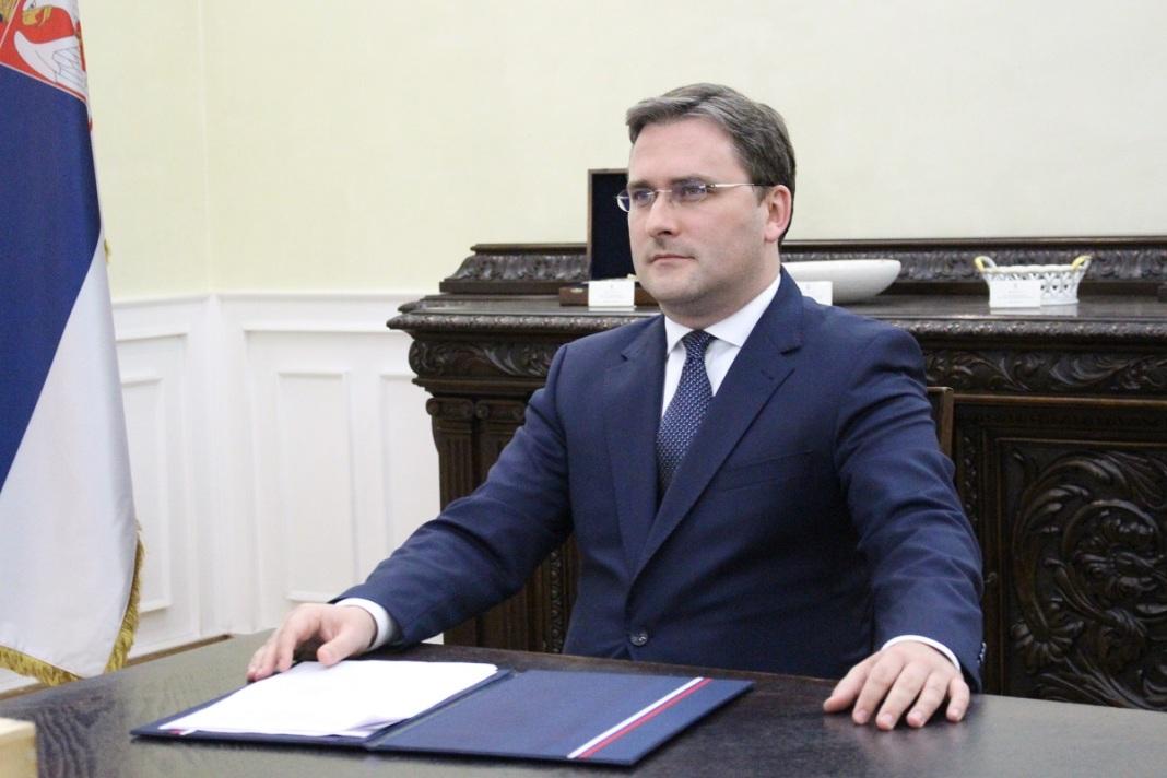 Selaković održao završni sastanak sa Đurićem