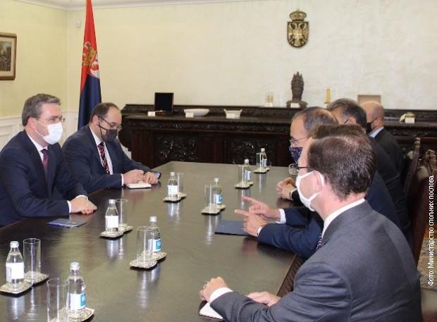 Godfri čestitao Selakoviću stupanje na dužnost
