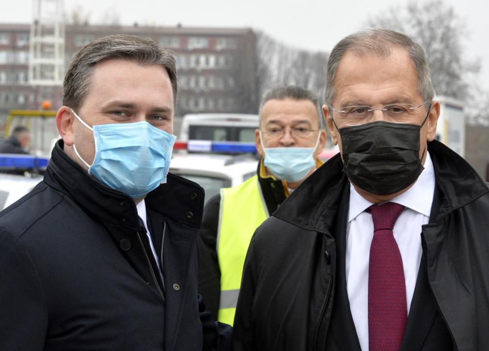 Poseta Lavrova nije bila tehnokratska već prijateljska