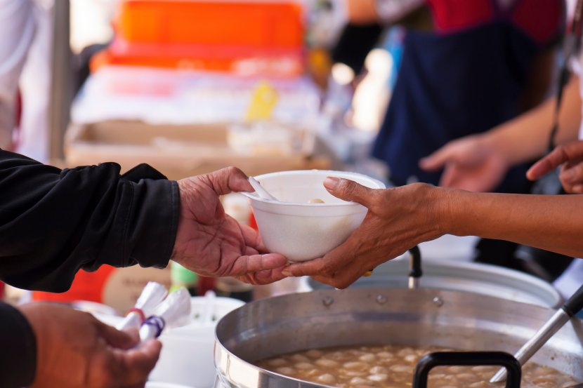 Donacija za narodnu kuhinju