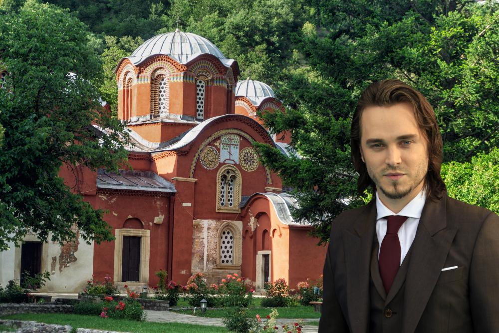 Džonatan Džekson snimio video o srpskim svetinjama