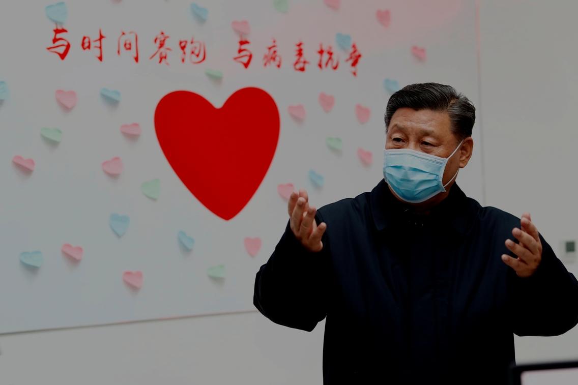 Si Đinping danas u Vuhanu, epicentru epidemije korona virusa