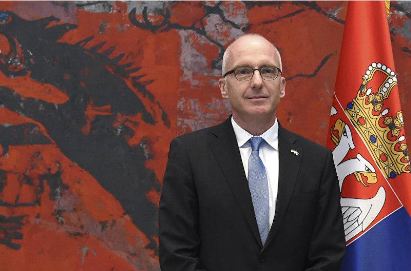 Šib: Nemačka za proširenje EU, pomažemo Srbije na tom putu