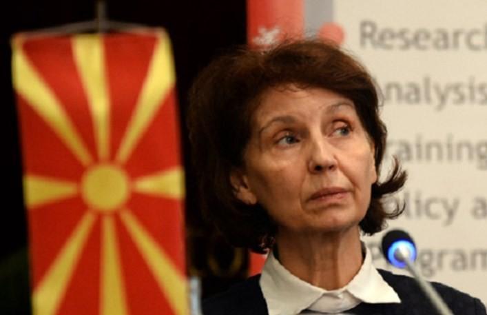 VMRO-DPMNE izabrao kandidatkinju za predsedničke izbore