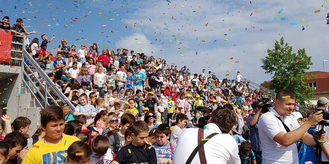 Završene Sportske igre mladih u Splitu, srpskim školarcima 38 medalja