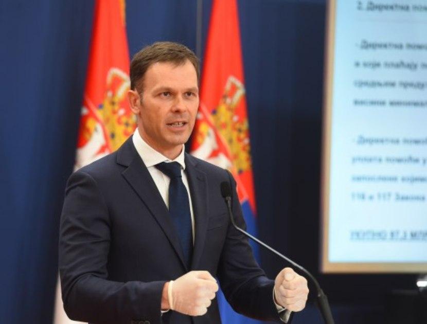 Mali: Srbija pokazala da vodi računa o svakom radniku