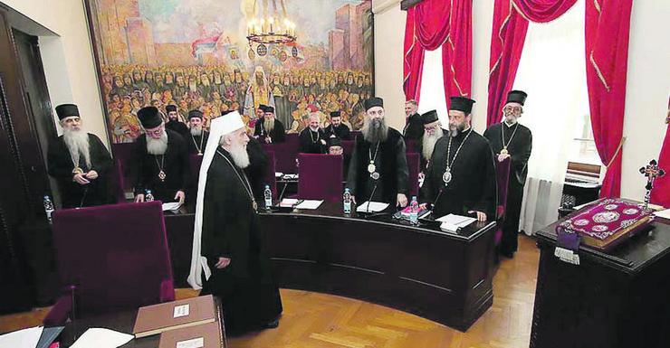 SPC poziva patrijarha Vartolomeja da revidira odluku o ukrajinskoj crkvi