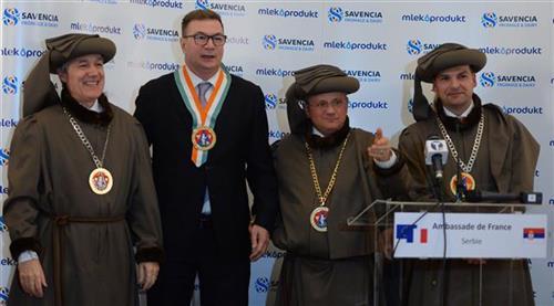 Međunarodno udruženje sirara imenovalo i članove iz Srbije