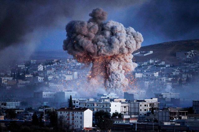 Napad izraelske artiljerije na pogranično područje u Siriji