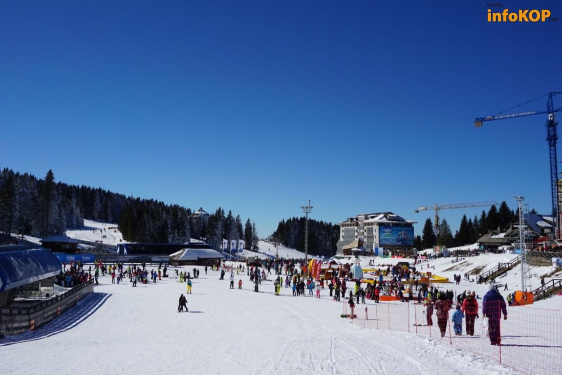 Kopaonik i dalje prepun skijaša, pojedinima zbog nepoštovanja mera oduzimane ski-karte