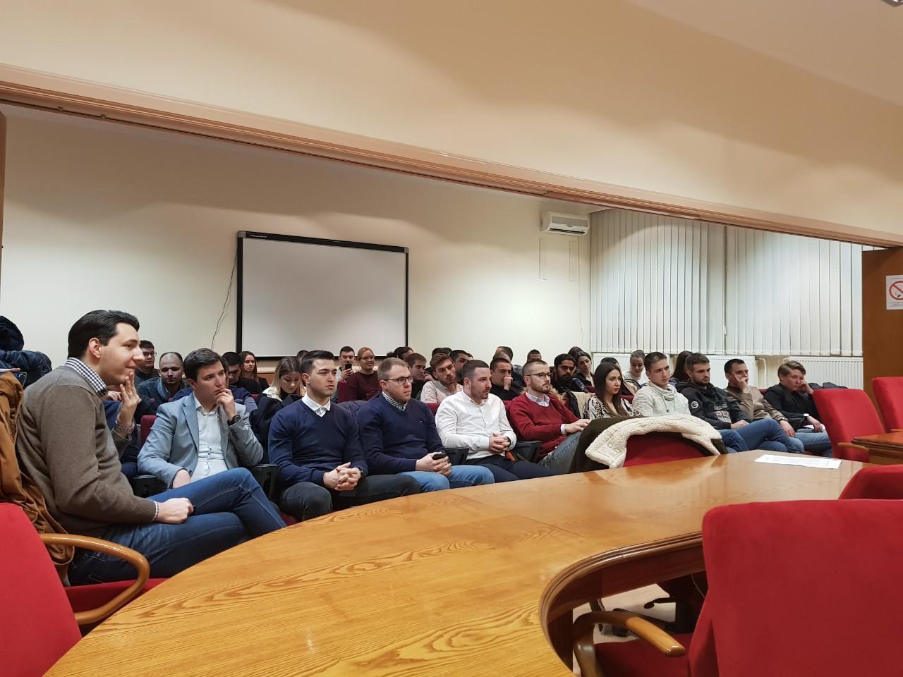 U Rektoratu Univerziteta u Prištini sa sedištem u  Kosovskoj Mitrovici održana konstitutivna sednica SKONUS.a