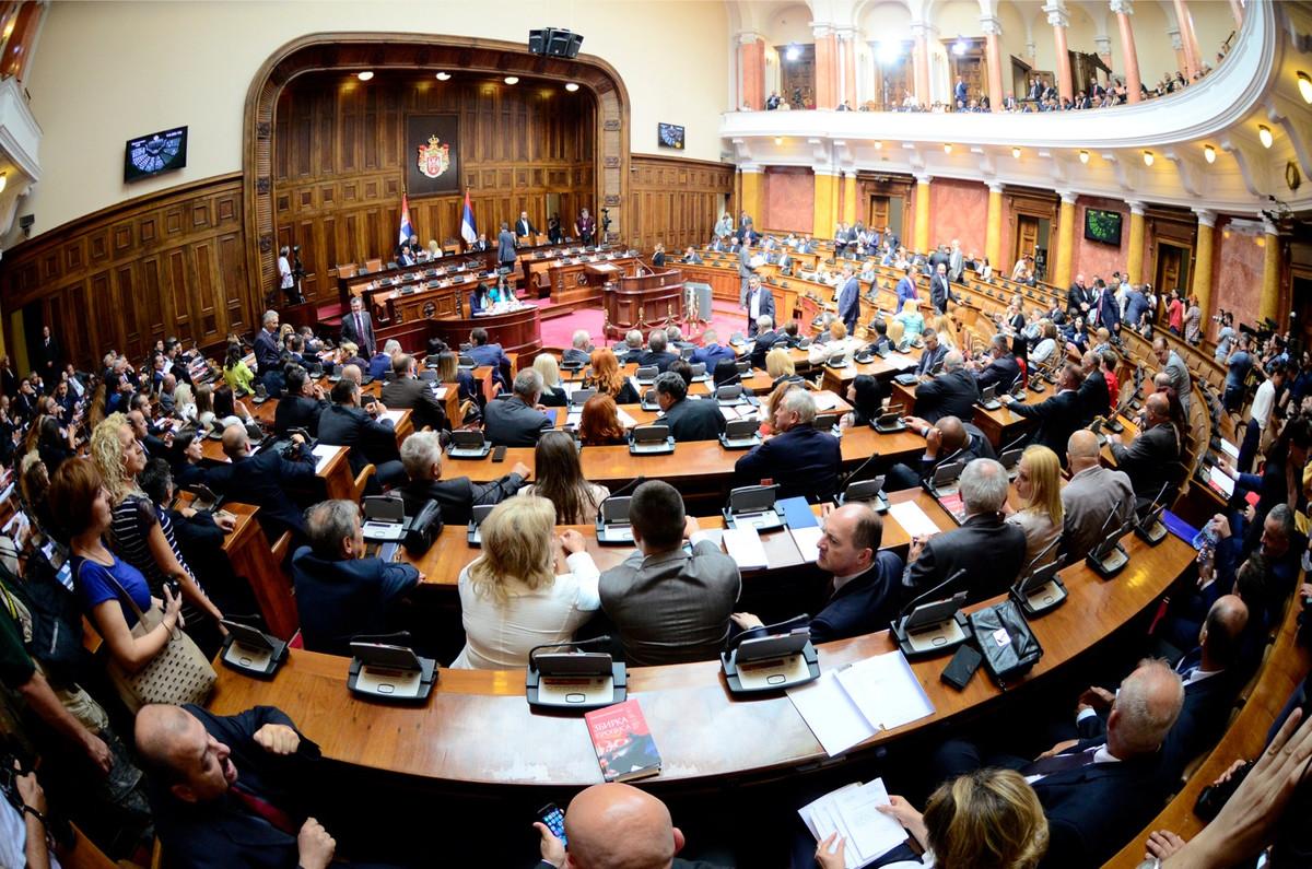 Drugi dan sednice Skupštine o KiM