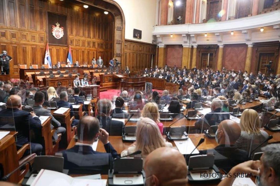 Skupština: Mere i procedure u vezi sa koronom sada i u zakonu