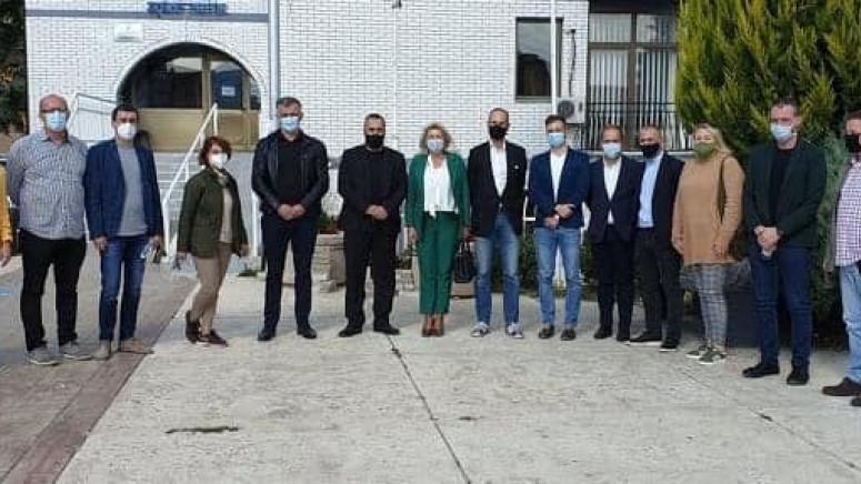Predstavnici Programa sveobuhvatnog razvoja UN posetili Zubin Potok
