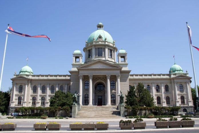 Skupština o zakonima kojima se unapređuje izborni ambijent