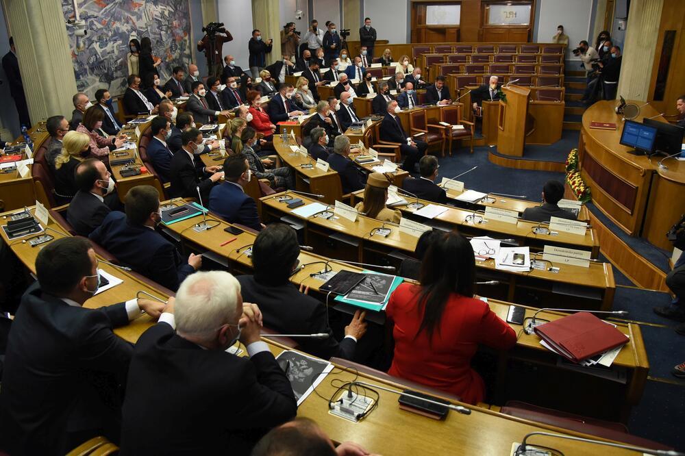 Sutra nastavak rasprave o novoj Vladi Crne Gore
