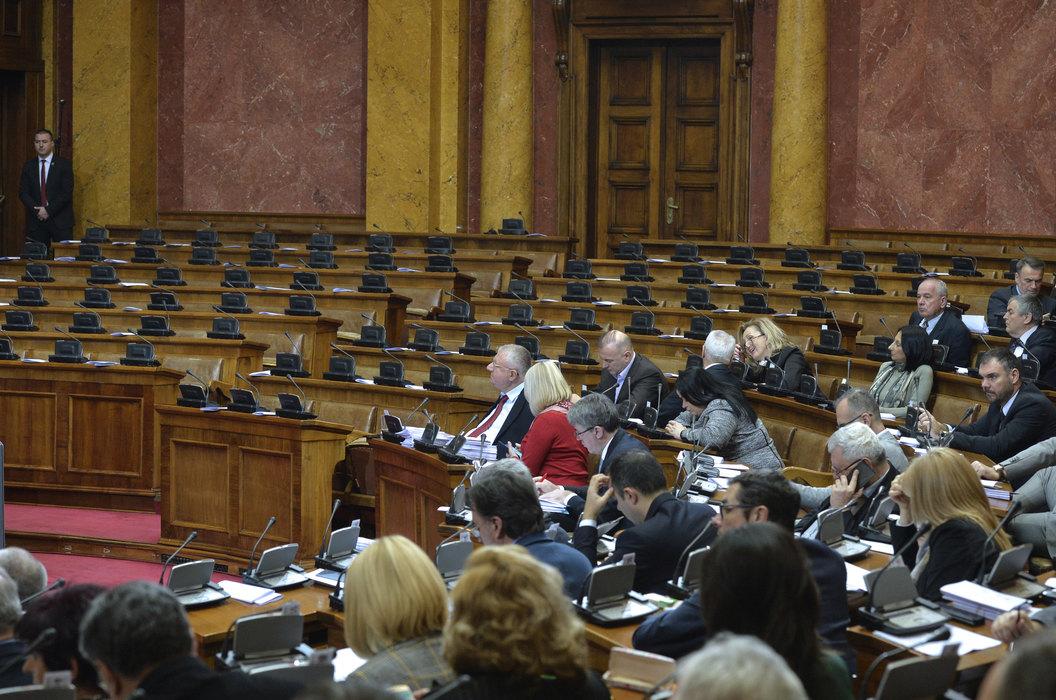 Pitanja, pa rasprava o amandmanima na budžet za 2020.