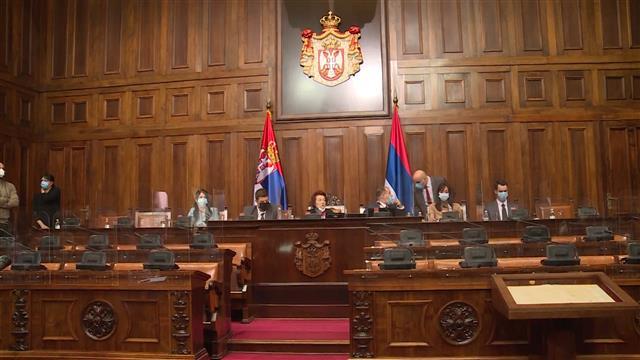 Poslanici biraju rukovodstvo Skupštine, za predsednika predložen Ivica Dačić