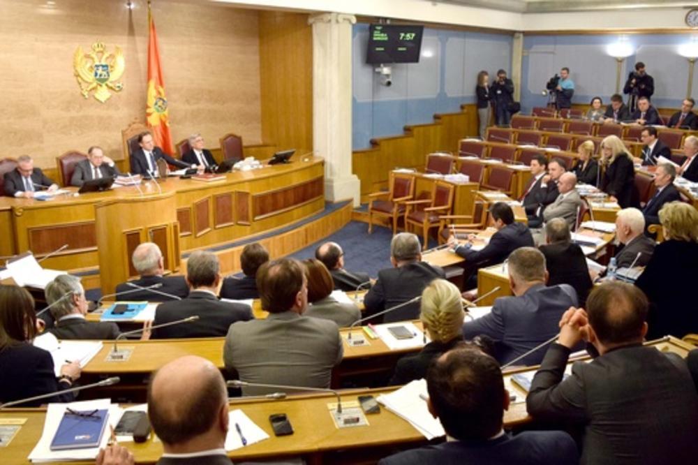 Bečić i zvanično novi predsednik Skupštine Crne Gore