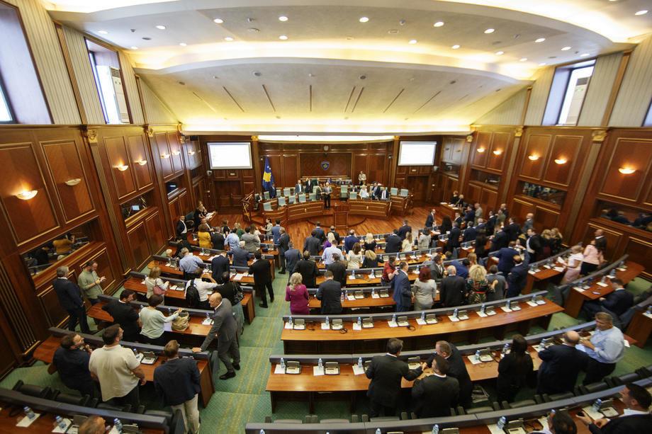 Priština usvojila plan o sprovođenu sporazuma sa Beogradom