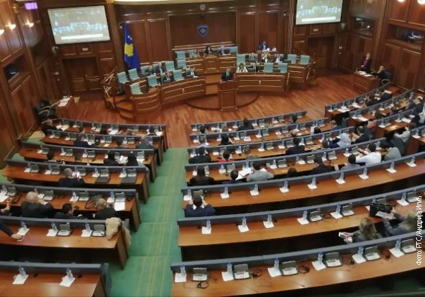 Odbačen predlog rezolucije Samoopredeljenja o dijalogu