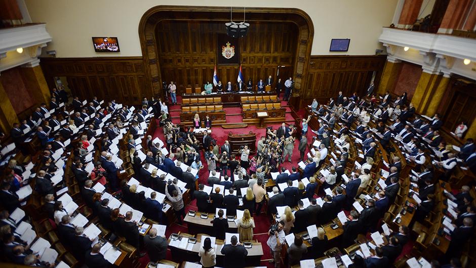 Skupština završila raspravu o amandmanima, sutra glasanje