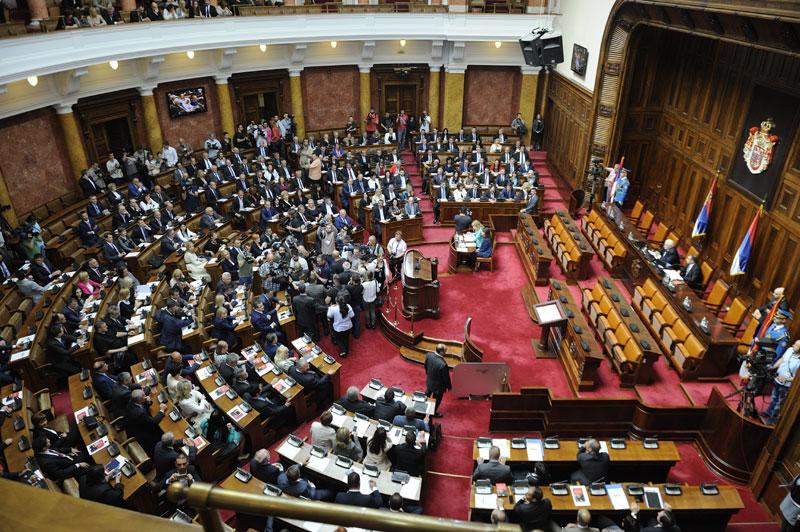 Poslanici o amandmanima na izmene Zakona o ličnoj karti