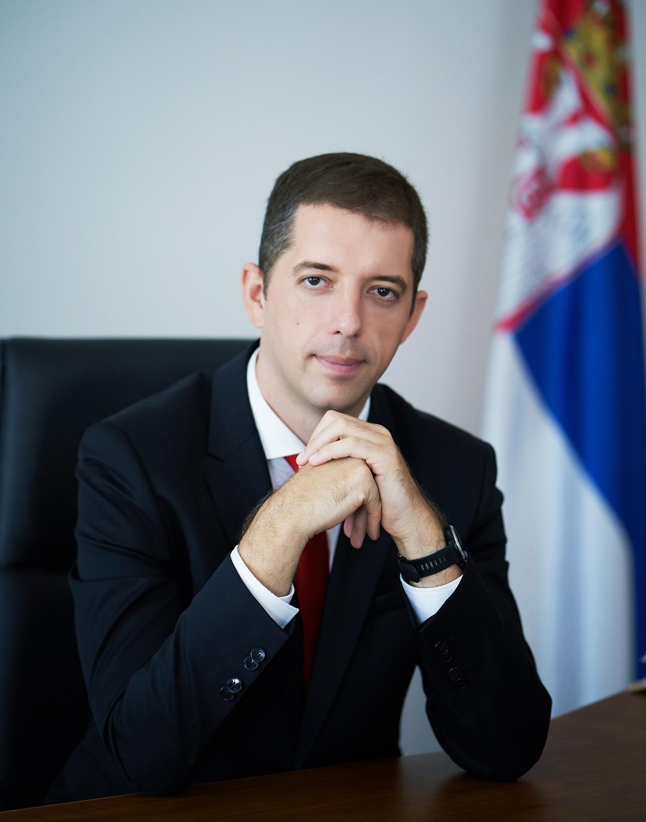 Đurić: Videćemo da li će Grenel ostati izaslanik za Beograd i Prištinu
