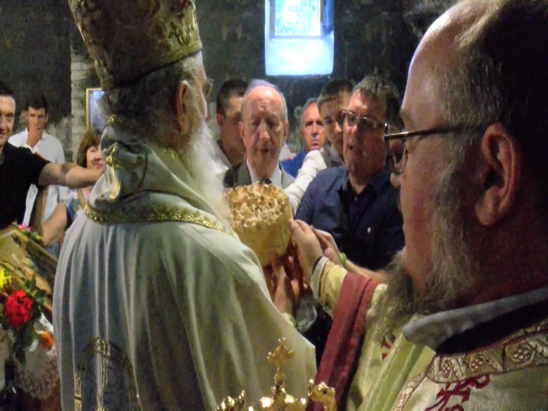 Sveti Ilija okupio Srbe u Vučitrnu