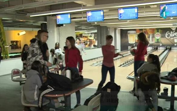 Deca sa Kosova i Metohije u poseti Novom Sadu (video)