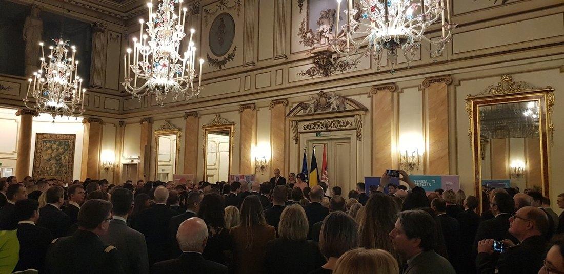 U Briselu obeležen Dan državnosti Republike Srbije