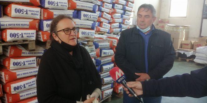 Pomoć za Narodnu kuhinju u Prekovcu