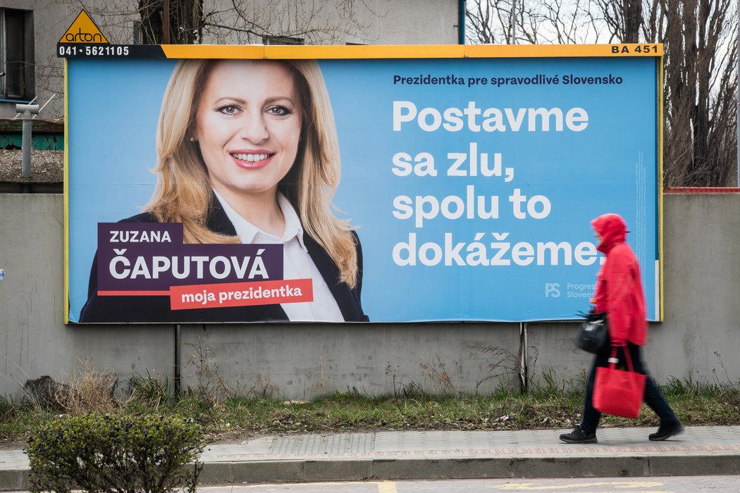 Slovačka: Drugi krug izbora i prilika za prvu predsednicu?