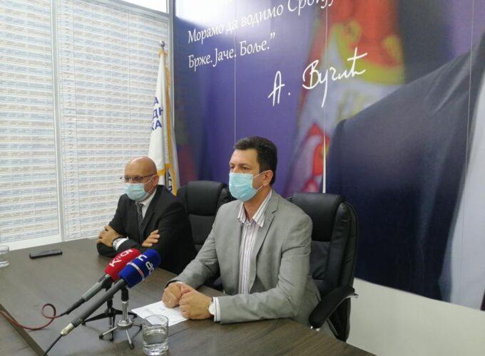 SNS: Krivične prijave protiv 10 članova Gradske izborne komisije