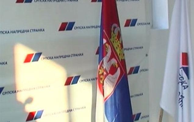 GO SNS: Uništene stranačke prostorije na Novom Beogradu