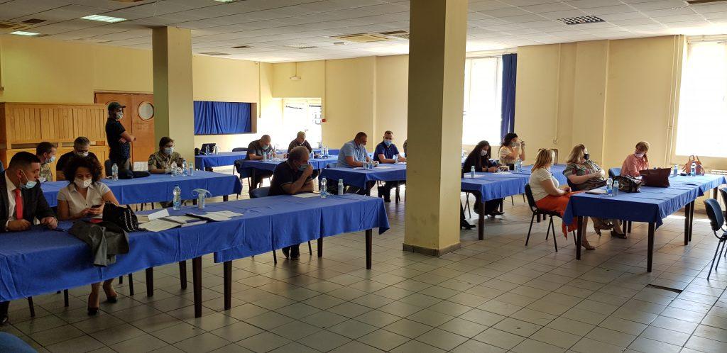 Na 26. redovnoj sednici SO Severna Mitrovica usvojen prvi budžetski cirkular za 2021. godinu