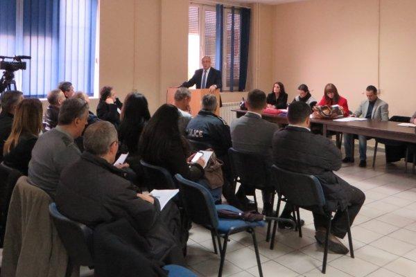 Sutra sedamnaesta redovna sednica SO Severna Mitrovica