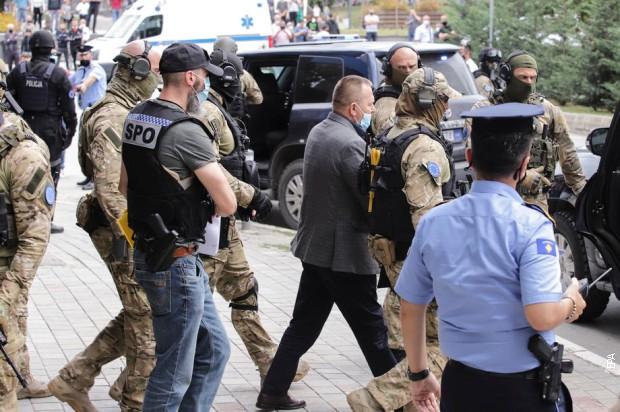 Koha: Hapšenja Specijalnog suda bez koordinacije sa kosovskom policijom