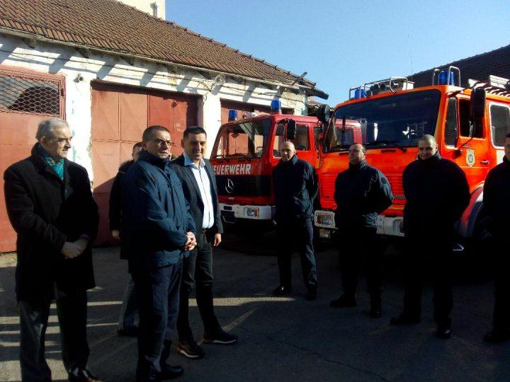 Vatrogasno spasilačka jedinica K. Mitrovica do kraja godine u novim prostorijama